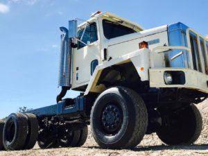 6x6 Truck For Sale