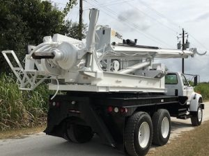 Altec Pressure Digger Truck For Sale