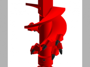 Auger Tooling
