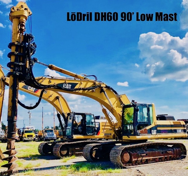 LoDril DH60