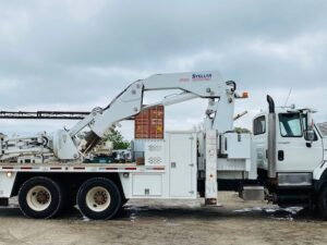 OTR Truck Tire Service Crane STELLAR 28000 For Sale