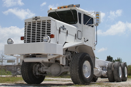 Oshkosh Truck All Wheel Drive