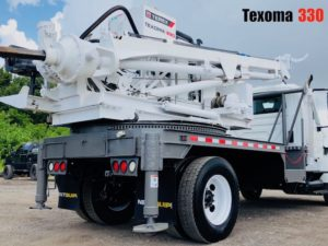 Pressure Diggers For Sale, Texoma 330, Auger Drill Trucks For Sale, Pressure Digger For Rent