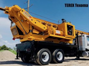 TEREX Texoma 700 Auger Drill for Sale