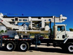 TEREX Texoma 800 Low Short Mast