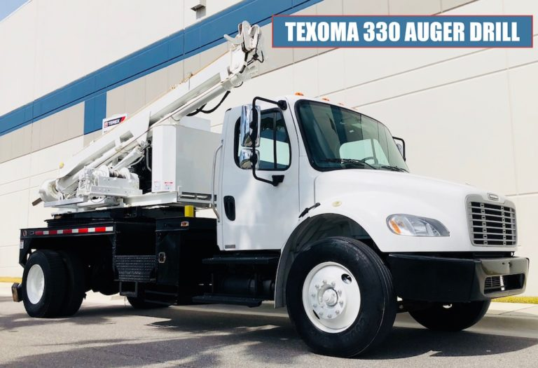Texoma 330 Auger Drill