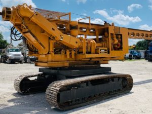 Piling Drill Texoma 700T