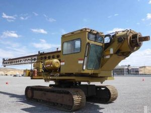Texoma 900T Crawler Drill For Rent