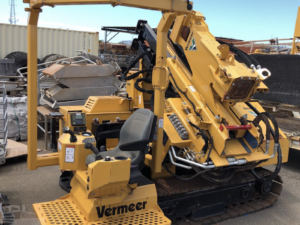 Vermeer PD10 Pile Driver