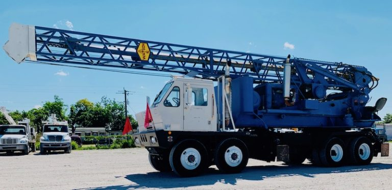 Watson 2000TM Drill Truck For Sale