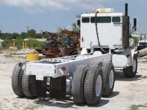6×6 Oshkosh Truck