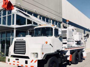 Altec Pressure Digger Trucks