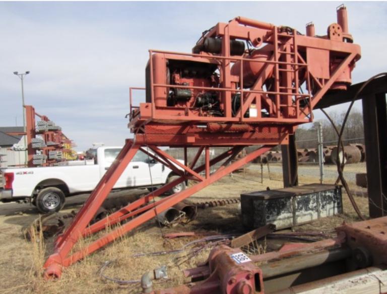 Crane Drill