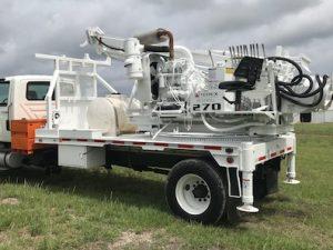 Drill Machine Texoma 270Truck Drill
