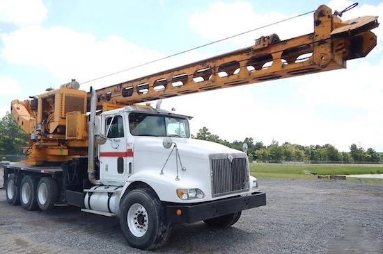 Drilling Machine Texoma 700