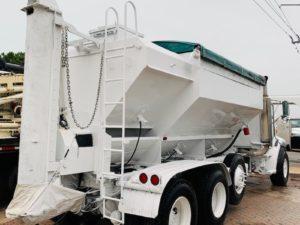 Gunite Batch Shortcrete Concrete Truck