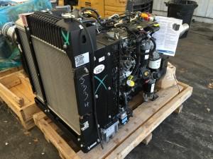 Perkins Diesel Motor