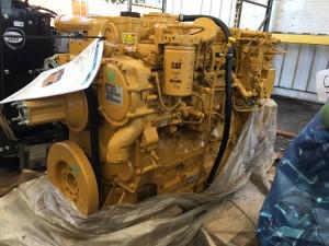 CAT 6.6L ACERT Diesel Motor