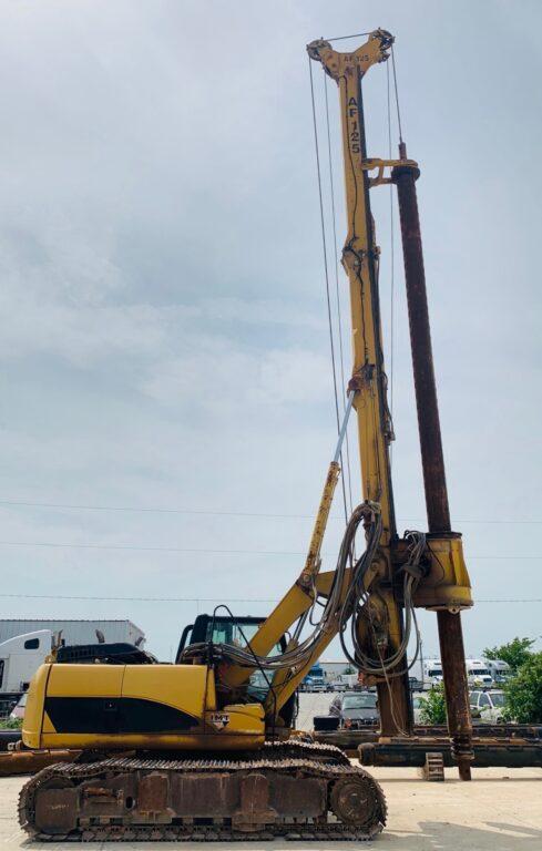 IMT AF125 Hydraulic Drill