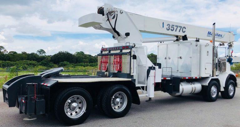 Manitex 3577C Boom Crane Truck Rental