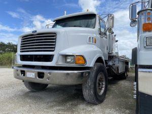FEC Tire Service Manipulator Truck For Sale