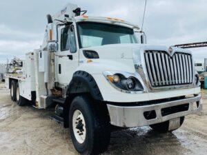 OTR Truck Tire Service Crane STELLAR 28000 For Sale