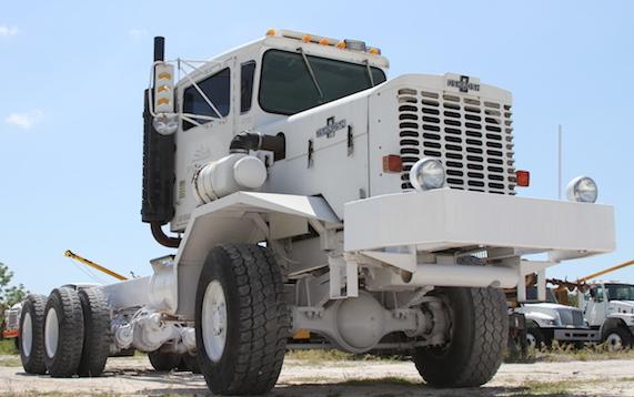 Oshkosh Truck AWD