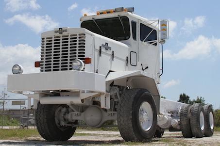 Oshkosh Truck All Wheel Drive