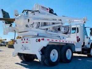 Pressure Digger Texoma 330 Drill Truck