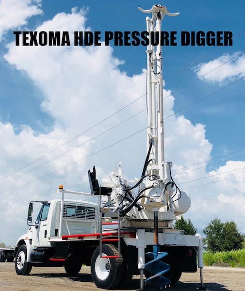 Pressure Digger For Sale