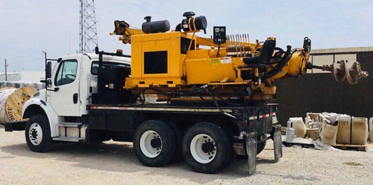 Pressure Diggers Truck Texoma
