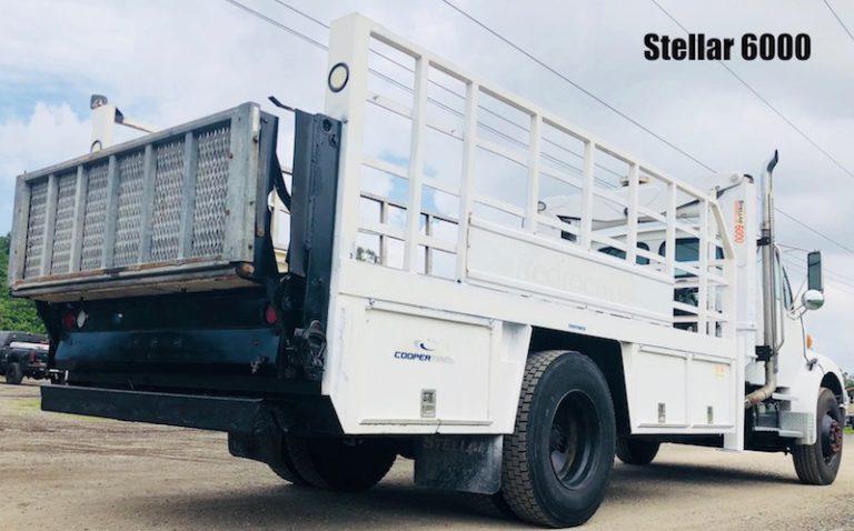 OTR Bed, Tire Service Truck For Sale Stellar 6000 Crane Service Truck