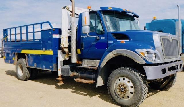 Tire Service Truck Stellar 6000