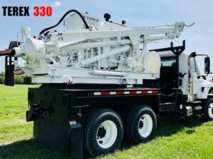 TEREX 330 Pressure Digger Rental