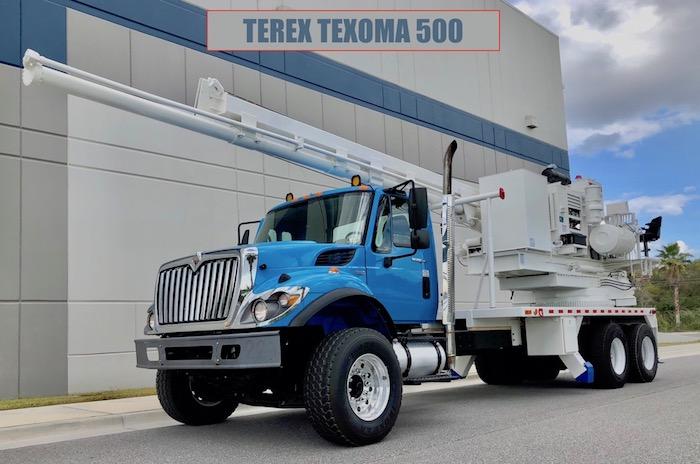 TEREX 500 Pressure Digger