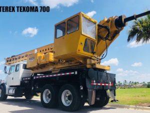 TEREX TEXOMA 700 Pressure Digger