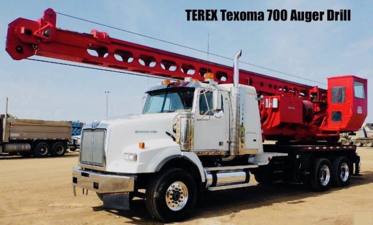 Terex Reedrill Texoma 700