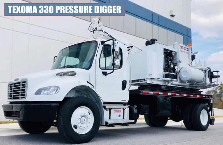 Texoma 330 Pressure Digger
