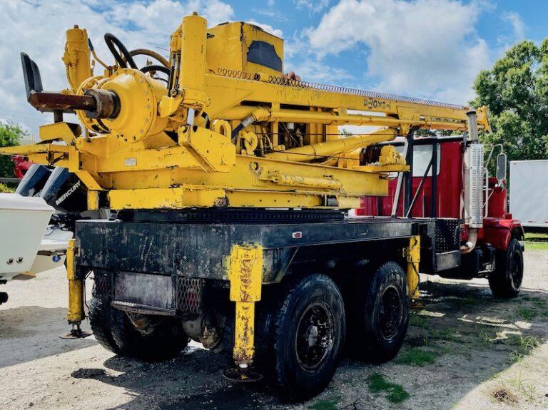 Pressure Digger Texoma 500
