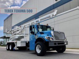 Texoma 500 Pressure Digger