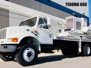 Texoma 600