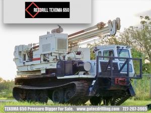 Texoma 650 Pressure Digger