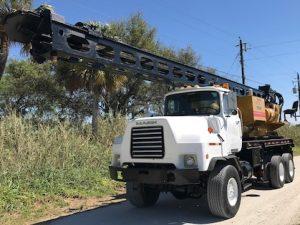 Texoma 700 Drill Truck
