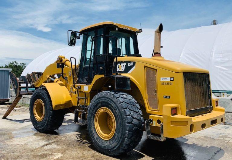 Wheel Loader CAT 950H