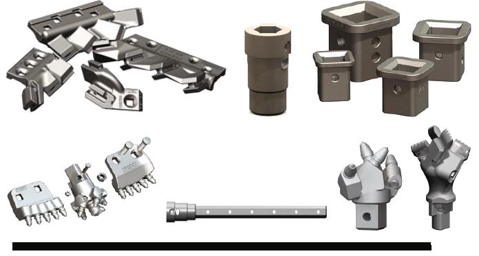 Auger Parts