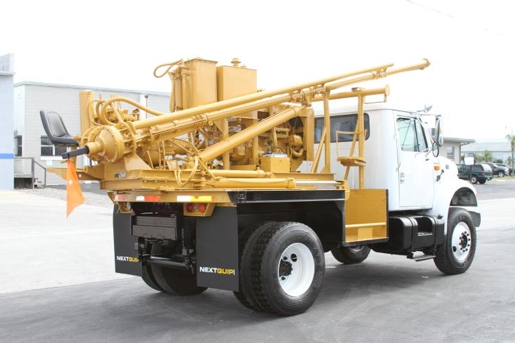 Texoma Reedrill 270 Pressure Digger